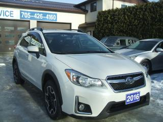 Used 2016 Subaru Crosstrek AWD, Sport W/ Tech Pkg, Hatchback for sale in Beaverton, ON