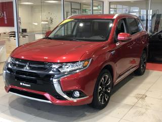 Used 2018 Mitsubishi Outlander SE S-AWC for sale in Beauport, QC