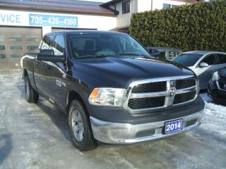 Used 2014 RAM 1500 ST, 4X4 for sale in Beaverton, ON
