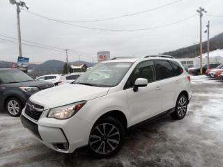 Used 2017 Subaru Forester 2.0XT groupe Limited avec ensemble Techn for sale in Val-David, QC