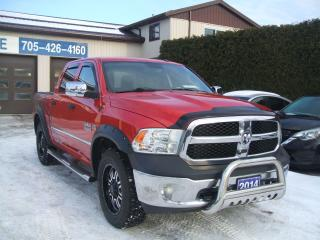 Used 2014 RAM 1500 Dunham Edition #16, 4x4, Crew for sale in Beaverton, ON