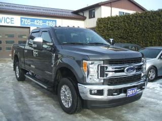 Used 2017 Ford F-250 Super Duty, XLT, Crew, 4x4, Diesel for sale in Beaverton, ON