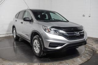 Used 2016 Honda CR-V LX AWD A/C MAGS CAMERA DE RECUL for sale in St-Constant, QC