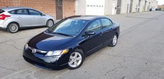 Used 2007 Honda Civic Sdn LX | LOW KMS | POWER ALL | CERTIFIED for sale in Burlington, ON