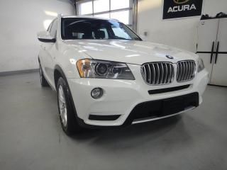 Used 2013 BMW X3 PANO ROOF,ONE OWNER,NO ACCIDENT,NEW TIMING CHAIN for sale in North York, ON