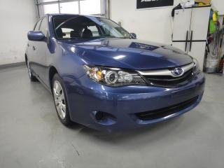Used 2011 Subaru Impreza ALL SERVICE RECORDS,NO ACCIDENT,AWD for sale in North York, ON