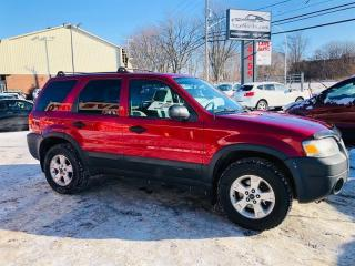 Used 2005 Ford Escape XLT-4WD-Air-Mags-Groupe Electrique for sale in Laval, QC