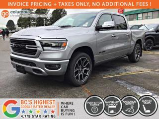 New 2020 RAM 1500 SPORT for sale in Richmond, BC