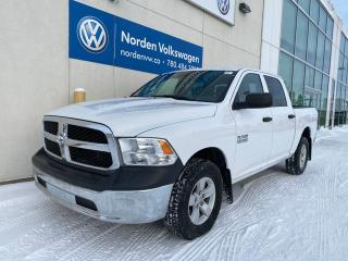 Used 2017 RAM 1500 ST 4x4 Crew Cab for sale in Edmonton, AB