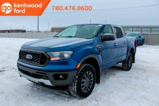New 2020 Ford Ranger XLT 302A 4X4 SuoerCrew 2.3L Ecoboost, Lane Keeping System, Pre-Collision Assist, Rear View Camera, and Reverse Sensing System for sale in Edmonton, AB