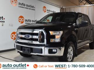 Used 2016 Ford F-150 XLT 5.0L V8 4x4 SuperCrew B/T for sale in Edmonton, AB