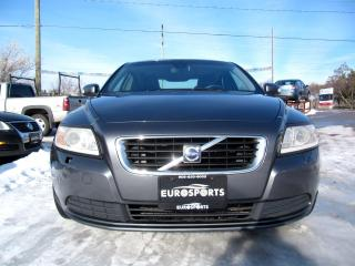 Used 2008 Volvo S40 leather for sale in Newmarket, ON