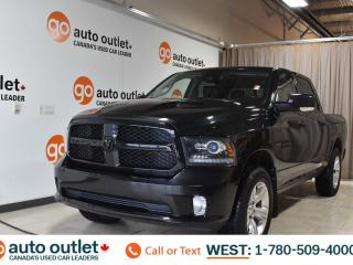 Used 2017 RAM 1500 Sport 5.7L V8 4wd Crew cab for sale in Edmonton, AB