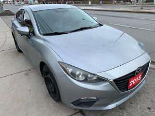Used 2015 Mazda MAZDA3 MINT- AUTO- ONLY 123K- TINTED GLASS- RUNS GREAT! for sale in Scarborough, ON