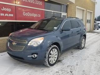 Used 2011 Chevrolet Equinox 2LT AWD / Back Up Camera for sale in Edmonton, AB
