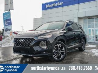 New 2020 Hyundai Santa Fe ULTIMATE:BLINDVIEW MONITOR/BLUELINK/HEATED AND COOLED SEATS/POWER LIFTGATE for sale in Edmonton, AB
