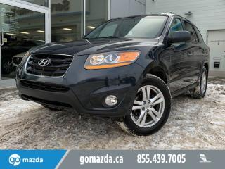 Used 2011 Hyundai Santa Fe LIMITED for sale in Edmonton, AB