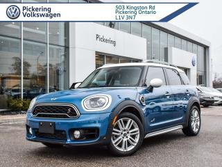 Used 2019 MINI Cooper Countryman COOPER S AWD!! LOADED!! LEATHER + NAV for sale in Pickering, ON