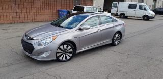 Used 2011 Hyundai Sonata HEV w/Premium for sale in Burlington, ON