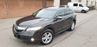 Used 2014 Acura RDX TECH PACK | NAVI | CAM | AWD for sale in Burlington, ON