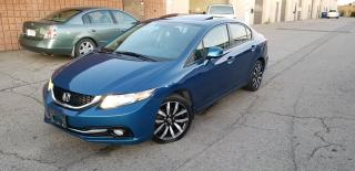 Used 2013 Honda Civic Sdn TOURING | ONE OWNER | CERTIFIED for sale in Burlington, ON