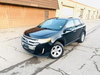 Used 2011 Ford Edge SEL | AWD | CERTIFIED for sale in Burlington, ON