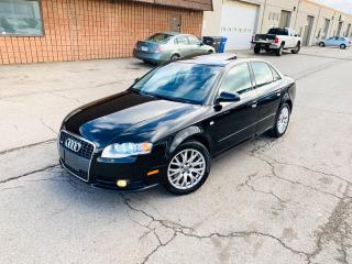 Used 2008 Audi A4 2.0T PROGRESSIV | QUATTRO | S LINE | LOW KM | CERT for sale in Burlington, ON