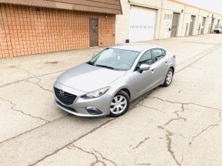 Used 2016 Mazda MAZDA3 GX for sale in Burlington, ON