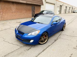 Used 2010 Hyundai Genesis Coupe GT | BREMBO BRAKES | UPGRADED | BIG TURBO for sale in Burlington, ON