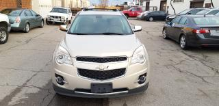 Used 2011 Chevrolet Equinox LTZ | DVD | NAVIGATION | CAM for sale in Burlington, ON