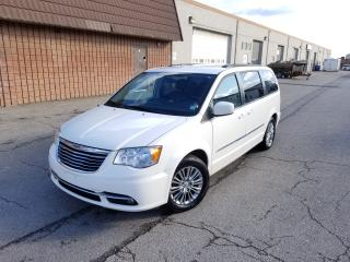 Used 2013 Chrysler Town & Country TOURING| L | DVD | BU CAM for sale in Burlington, ON