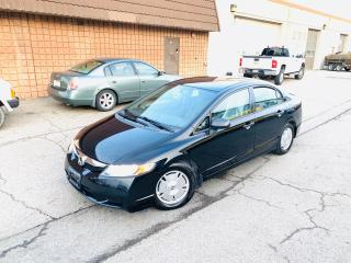 Used 2009 Honda Civic Sdn DX-G | CERTIFIED | LOW KMS for sale in Burlington, ON