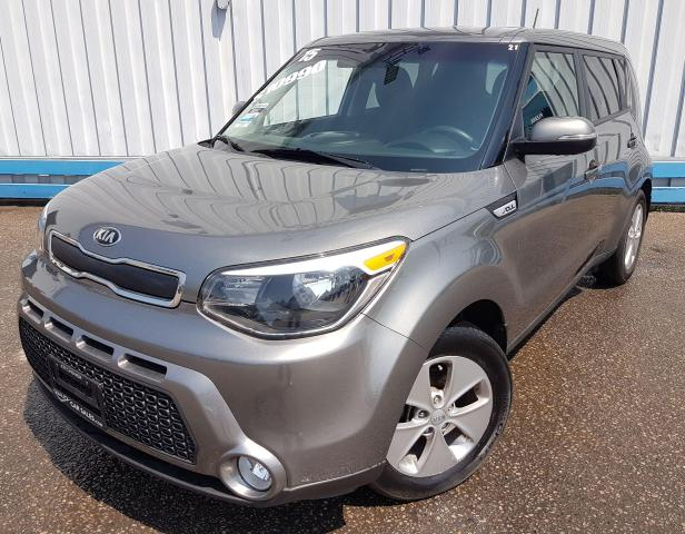 2015 Kia Soul LX+ *HEATED SEATS*