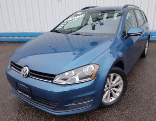 Used 2016 Volkswagen Golf SportWagen TSI Trendline *HEATED SEATS* for sale in Kitchener, ON