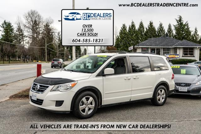 2009 Volkswagen Routan Trendline, Bluetooth, Alloys, DVD, Power Doors!