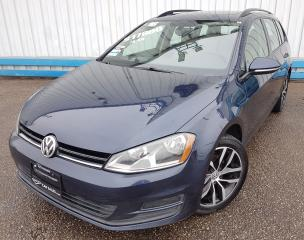 Used 2016 Volkswagen Golf Wagon SportWagen TSI Comfortline *LEATHER-SUNROOF* for sale in Kitchener, ON