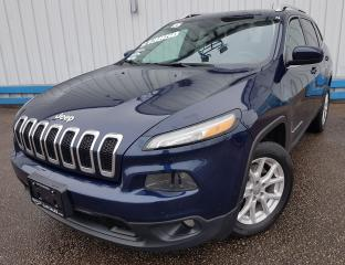 Used 2015 Jeep Cherokee North *HEATED SEATS* for sale in Kitchener, ON