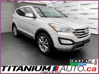 Used 2014 Hyundai Santa Fe Sport Limited+AWD+GPS+Camera+Pano+Cooled Leather+BSM+ for sale in London, ON