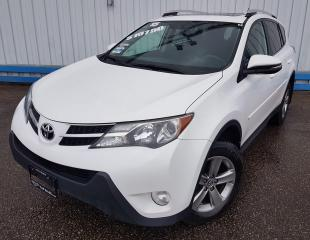 Used 2015 Toyota RAV4 XLE AWD *SUNROOF* for sale in Kitchener, ON