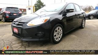 Used 2014 Ford Focus SE|LOW KM|NO ACCIDENT|HEATED SEATS|CERTIFIED for sale in Oakville, ON