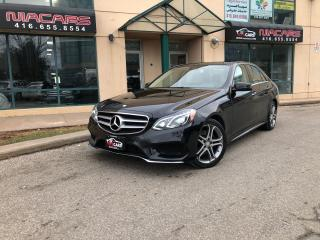 Used 2014 Mercedes-Benz E-Class E 250 BLUE TEC**NAVIGATION**REAR CAMERA** for sale in North York, ON