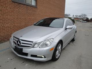 Used 2010 Mercedes-Benz E-Class E 350 for sale in Oakville, ON