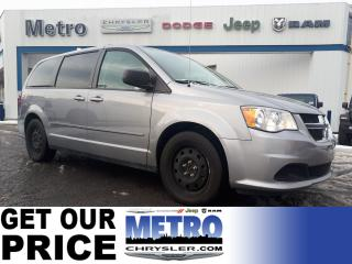 Used 2014 Dodge Grand Caravan SXT DVD and Stow N Go for sale in Ottawa, ON