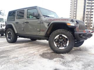 New 2020 Jeep Wrangler Unlimited Rubicon for sale in Ottawa, ON