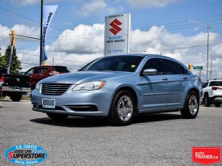 Used 2012 Chrysler 200 LX ~ONLY 106,000 KM! VERY CLEAN! for sale in Barrie, ON