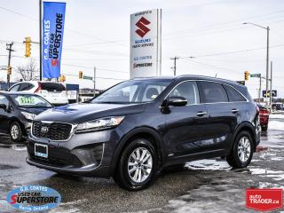 Used 2019 Kia Sorento LX AWD ~Heated Seats + Wheel ~Backup Camera for sale in Barrie, ON