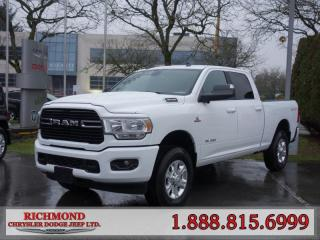 New 2020 RAM 3500 Big Horn for sale in Richmond, BC