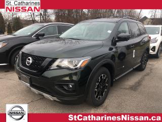 New 2020 Nissan Pathfinder SL Premium V6 4x4 at for sale in St. Catharines, ON
