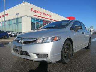 Used 2009 Honda Civic 4dr Auto DX-G | GREAT VALUE!! | for sale in Brampton, ON