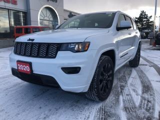 New 2020 Jeep Grand Cherokee Altitude 4x4 V6 for sale in Hamilton, ON